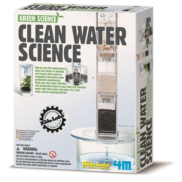 Picture of 4M Science - Clean Water Filter Science