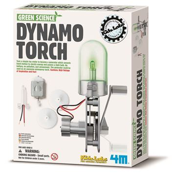 Picture of 4M Science - Dynamo Torch