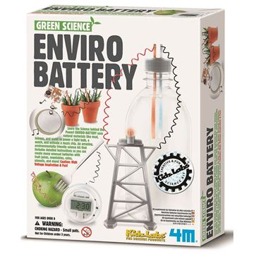 Picture of 4M Science - Enviro Battery