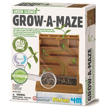 Picture of 4M Science - Grow A Maze
