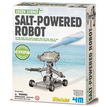Picture of 4M Science - Salt Powered Robot