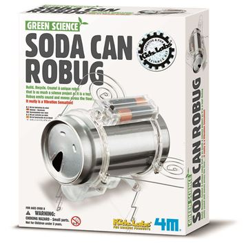 Picture of 4M Science - Soda Can Robug