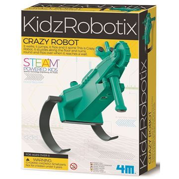 Picture of 4M Science - Crazy Robot