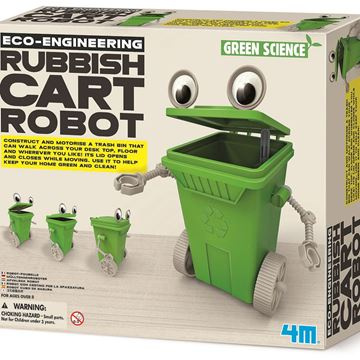 Picture of 4M Science - Rubbish Cart Robot