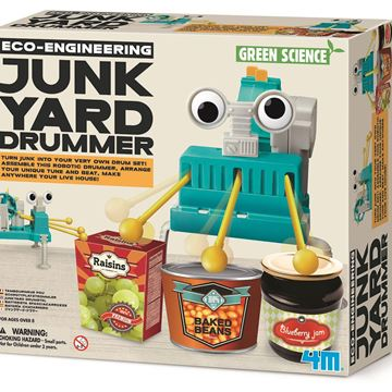 Picture of 4M Science - Junkyard Drummer