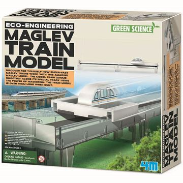 Picture of 4M Science - Maglev Train Model