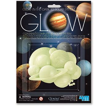 Picture of 4M Science - Glow 3D Solar System