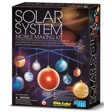 Picture of 4M Science - 3D Solar System Mobile