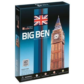 Picture of 3D Puzzle - Big Ben