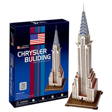 Picture of 3D Puzzle - Chrysler Building