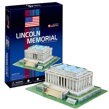 Picture of 3D Puzzle - Lincoln Memorial (USA)