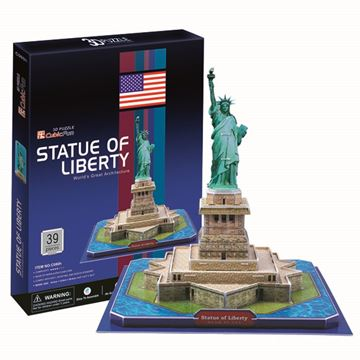 Picture of 3D Puzzle - Statue Of Liberty