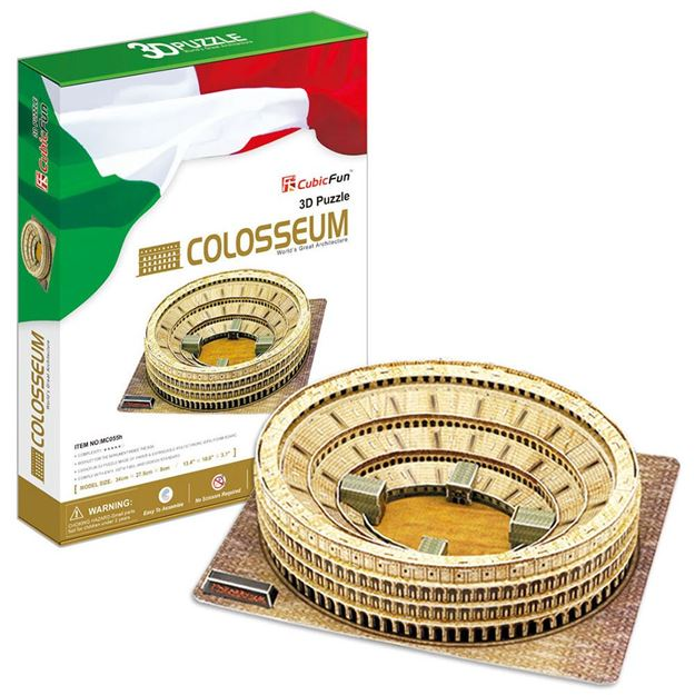 Picture of 3D Puzzle - Colosseum