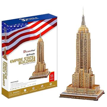 Picture of 3D Puzzle - Empire State Building