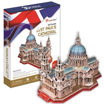 Picture of 3D Puzzle - St Paul's Cathedral