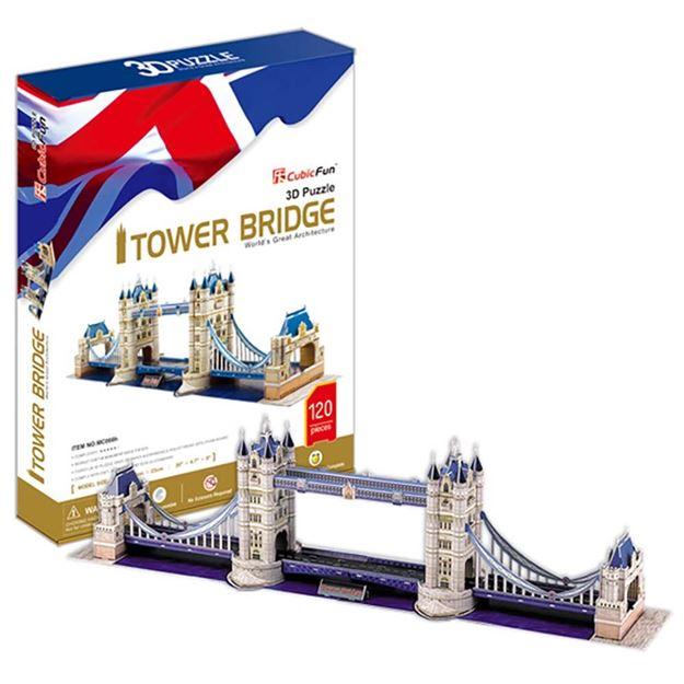 Picture of 3D Puzzle - Tower Bridge