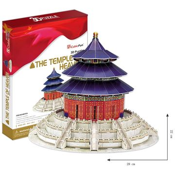 Picture of 3D Puzzle - The Temple of Heaven