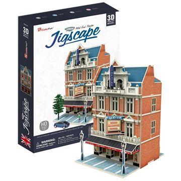 Picture of 3D Puzzle - West End Theatre - Jigscape