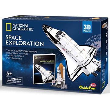Picture of 3D Puzzle - Space Exploration