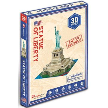 Picture of 3D Puzzle - Mini Statue Of Liberty
