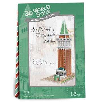 Picture of 3D Puzzle - St Mark's Campanile