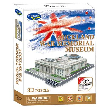Picture of 3D Puzzle - Auckland Memorial Museum