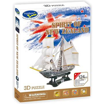 Picture of 3D Puzzle - Spirit Of NZ