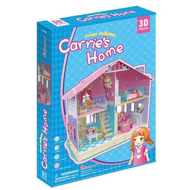 Picture of 3D Puzzle - Carrie's Home