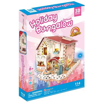 Picture of 3D Puzzle - Holiday Bungalow