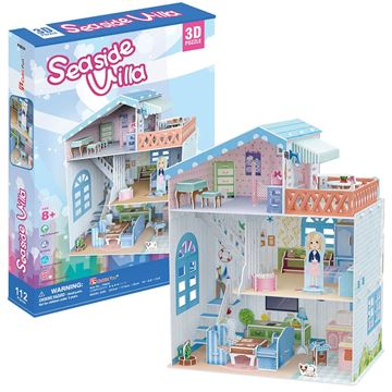 Picture of 3D Puzzle - Seaside Villa