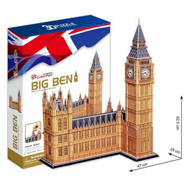 Picture of 3D Puzzle - Big Ben UK XLarge Series