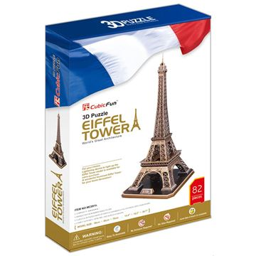 Picture of 3D Puzzle - Eiffel Tower XLarge Series