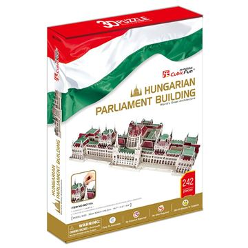 Picture of 3D Puzzle - Hungarian Parliament Building XL Series