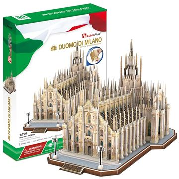 Picture of 3D Puzzle - Duomo di Milano XL Series