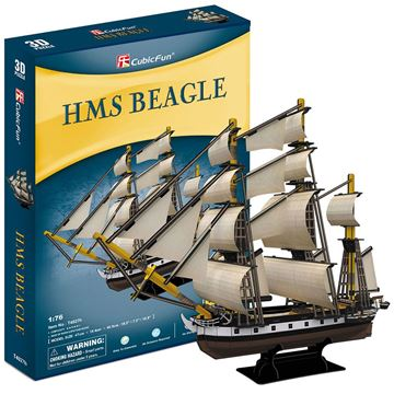 Picture of 3D Puzzle - HMS Beagle