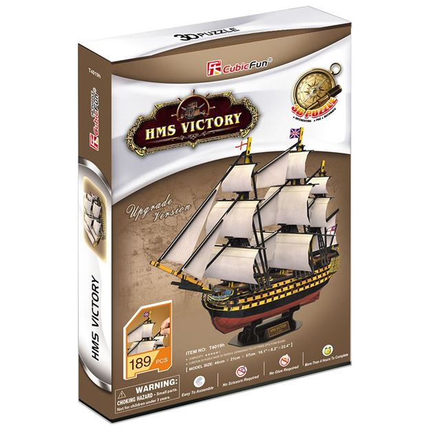Picture of 3D Puzzle - HMS Victory
