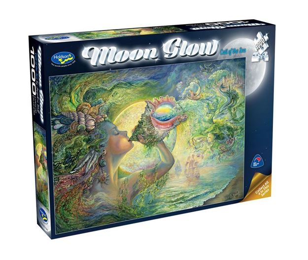Picture of Holdson Puzzle - Moon Glow 1000pc (Call Of The Sea)