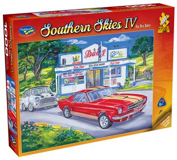 Picture of Holdson Puzzle - Southern Skies IV 1000pc (Kia Ora Dairy)