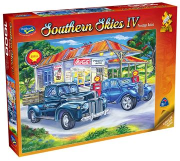 Picture of Holdson Puzzle - Southern Skies IV 1000pc (Prestige Autos)