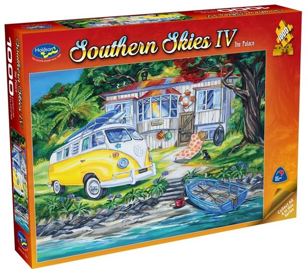 Picture of Holdson Puzzle - Southern Skies IV 1000pc (The Palace)