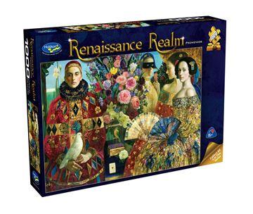 Picture of Holdson Puzzle - Renaissance Realm 1000pc (Promenade)
