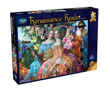 Picture of Holdson Puzzle - Renaissance Realm 1000pc (Sisters)