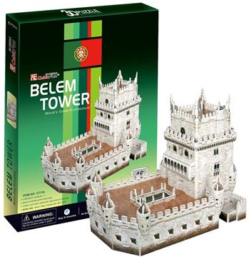 Picture of 3D Puzzle - Belem Tower