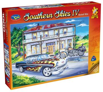 Picture of Holdson Puzzle - Southern Skies IV 1000pc (Blackball Hilton)