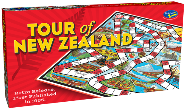 Picture of Game - Tour of New Zealand