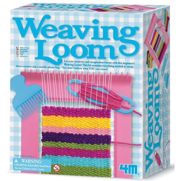 Picture of 4M Craft - Weaving Loom