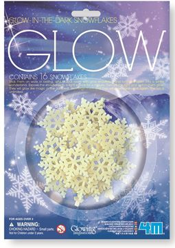 Picture of 4M Science - Glow Snowflakes