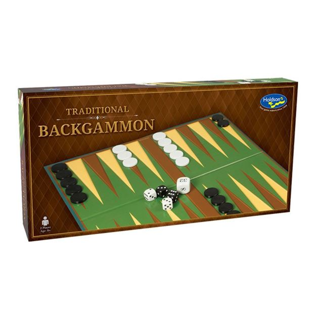 Picture of Game - Backgammon