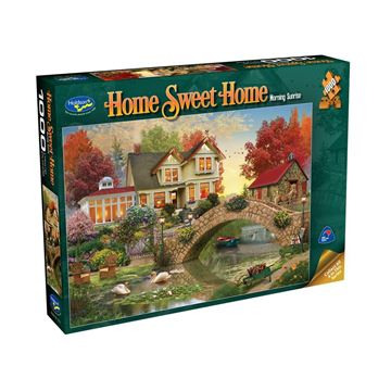 Picture of Holdson Puzzle - Home Sweet Home 1000pc (Morning Sunrise)