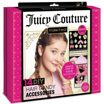 Picture of Make It Real Juicy Couture - Hair Candy Accessories
